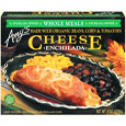 Amy's Cheese Enchilada Whole Meal