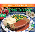Amy's Light in Sodium Veggie Loaf Whole Meal