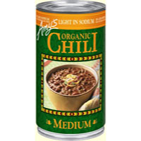Amy's Organic Medium Chili - Light in Sodium