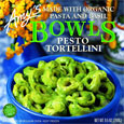 Amy's Pesto Tortellini Bowl