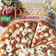 Amy's Single Serve Margherita Pizza