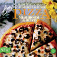 Amy's Single Serve Mushroom & Olive Pizza