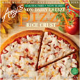 Amy's Single Serve Non-Dairy Rice Crust Cheeze Pizza