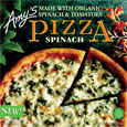 Amy's Single Serve Spinach Pizza