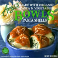 Amy's Stuffed Pasta Shells Bowl