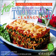 Amy'sTofu Vegetable Lasagna
