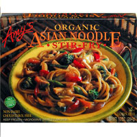 Asian Organic Noodle Stir Fry