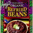 Amy's Organic Refried Black Beans