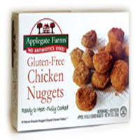 Applegate Farms Natural Gluten Free Chicken Nuggets