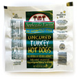 Applegate Farms Natural Turkey Hot Dogs