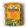 Applegate Farms Organic Sweet Italian Sausage