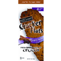 Aunt Gussies Cracker Flats Cinnamon Raisin