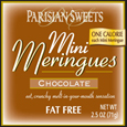 Barry's Bakery Parisian Sweets Mini Peaks 2.5 oz Chocolate