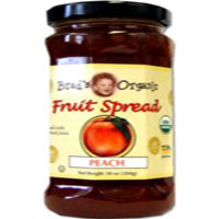 Brad's Organic Peach Fruit Spread