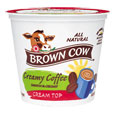Brown Cow  Cream Top  Creamy Coffee