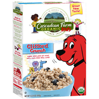 Cascadian Farm Clifford™ Crunch