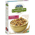 Cascadian Farm Fruit & Nut Granola