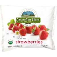 Cascadian Farm Strawberries