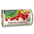 Cascadian Farm cranberry concentrate