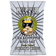 deep river snacks salt and cracked pepper