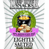 deep river snacks reduced fat original salted