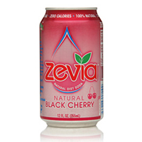 Dr. Zevia Black Cherry