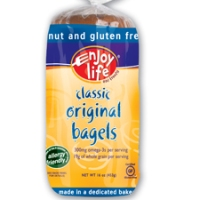 Enjoy Life Foods Classic Original Bagel