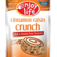 Enjoy Life Foods Cinnamon Raisin Crunch Granola