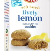 Enjoy Life Foods Soft Baked Lively Lemon Cookies