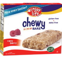 Enjoy Life Foods Soft and Chewy Very Berry Snack Bars