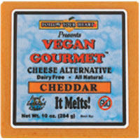 Follow Your Heart Cheddar Cheese Alternative
