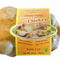Follow Your Heart Cary Brown's Country Smoked Chicken Free Chicken