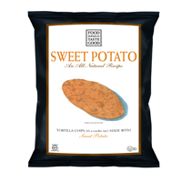 Food Should Taste Good Sweet Potato Chips