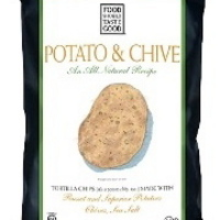 Food Should Taste Good Potato & Chive Chips