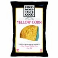 Food Should Taste Good Yellow Corn Chips