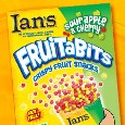 Ian's Natural Foods Sour Apple & Cherry FruitaBits Crispy Fruit Snacks