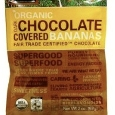 Kopali Dark Chocolate Covered Bananas