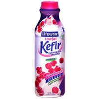 Lifeway Lowfat Pomegranate Kefir Smoothie