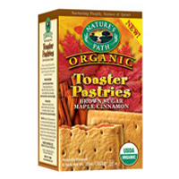 Natures Path Brown Sugar Maple Cinnamon Toaster Pastry