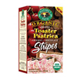 Natures Path Cherry Chocolate Stripes Frosted Toaster Pastries
