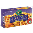 Natures Path Flax Plus with Figs Frozen Waffles