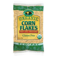 Natures Path Honey'd Corn Flakes - ECO PAC