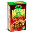 Natures Path Optimum Cranberry' Ginger Oatmeal