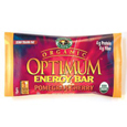 Natures Path Optimum Energy Bar - Pomegran Cherry