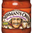 Newman's Own All-Natural Bandito Chunky Salsa Roasted Garlic