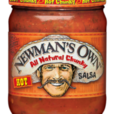 Newman's Own All-Natural Bandito Salsa Hot