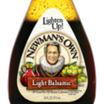 Newmans Own Lighten Up Balsamic Vinaigrette Dressing