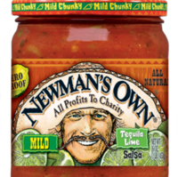 Newman's Own All-Natural Bandito Salsa Tequila Lime