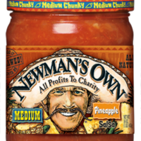 Newman's Own All-Natural Bandito Salsa Pineapple