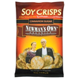 Newman's Own Soy Crisps Cinnamon Sugar